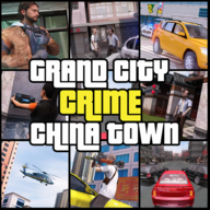 Grand City Crime China Town Auto Mafia Gangster APK