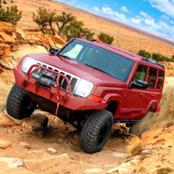 4x4 Suv Offroad Jeep Game APK