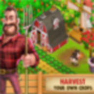 Farming City Crop Work APK