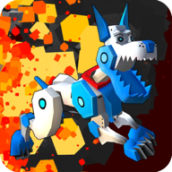 Robot Dog City Simulator APK