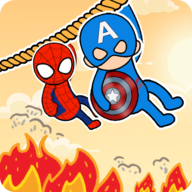Rescue Hero: Rope Puzzle APK