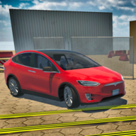 Electric Car Driving and Parking APK