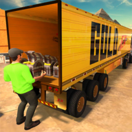 Euro Truck Transport Simulator: Full of gold APK
