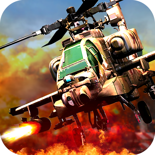 Gunship Shooting Strike Battle APK