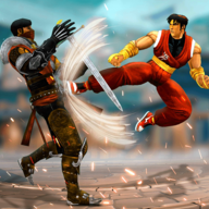 Ultimate Combat Kung Fu Street Fighting APK