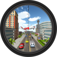 Sniper Traffic Shooter - Free shooting games - FPS APK
