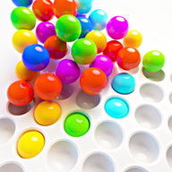 Color 3D Balls APK