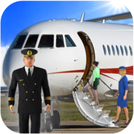 Airplane Real Flight Simulator 2019 APK