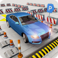 Luxury Car Driving Simulator and 3d Parking Game APK