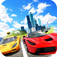 Lamborghini racing car driving APK