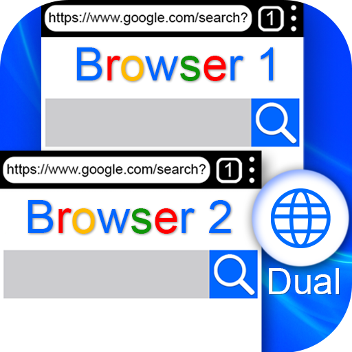 fast dual browser - split browser APK