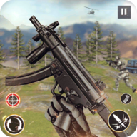 Mountain Shooting Mission Game APK
