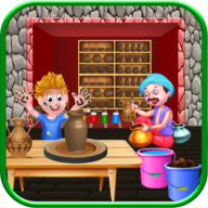 Pottery Making Adventure Game APK