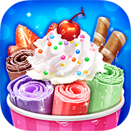 Ice Cream Roll APK