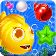 Fish Treasure Match 3 APK