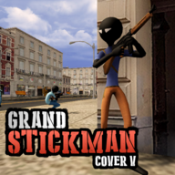 Grand Stickman Cover V APK