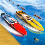Water Boat Racing Simulator 3D APK