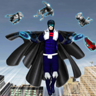 Mr. Gravitation Flying Superhero 3D APK