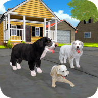 Domestic Dog Simulator APK