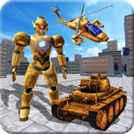 US Army Transform Robot War APK