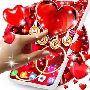 Romantic live wallpaper APK