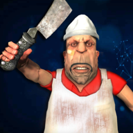Mr Butcher Madness: Scary Horror Game APK