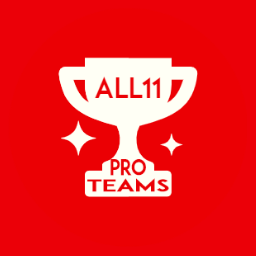 ALL11 PRO : Free GL Teams For Dream11,Halaplay,etc. APK