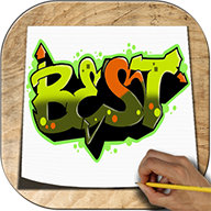 Draw Graffiti 3D APK
