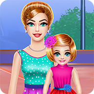 Crazy Mommy Fitness Test APK