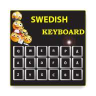 Swedish Keyboard APK