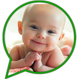 Cute Baby Stickers APK