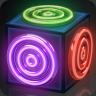 Merge Rings Neon APK