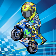 shin bike race game APK