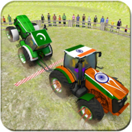 Tractor Pull Match: Tug Of War Tractor Games 2018 APK