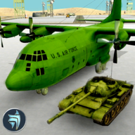 US Army Transport Plane : Heavy Duty Transport APK