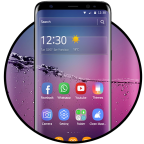 Water Edge theme for Launcher APK